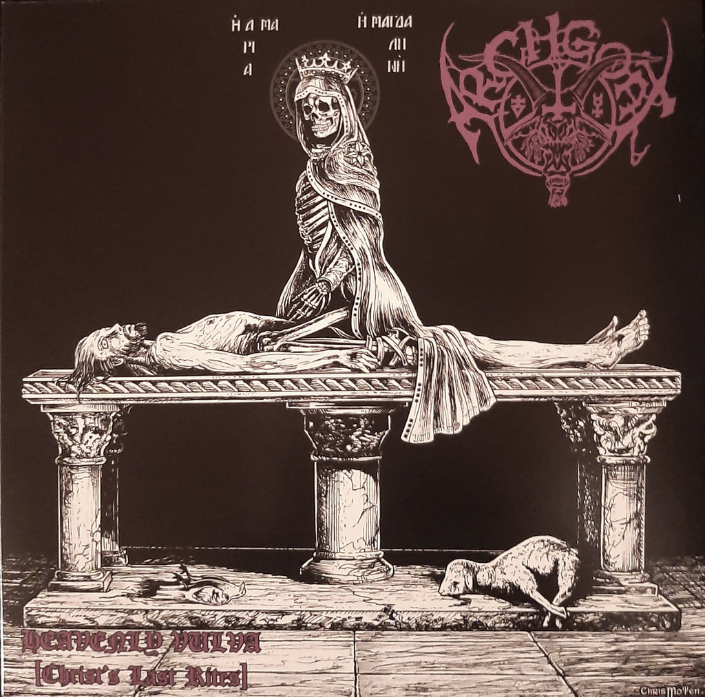 Archgoat - Heavenly Vulva (Christ's Last Rites) MLP