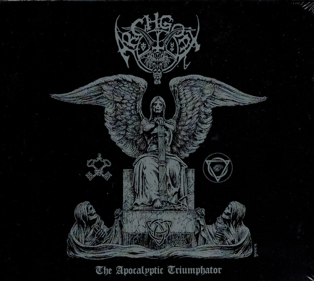 Archgoat - The Apocalyptic Triumphator DIGI CD