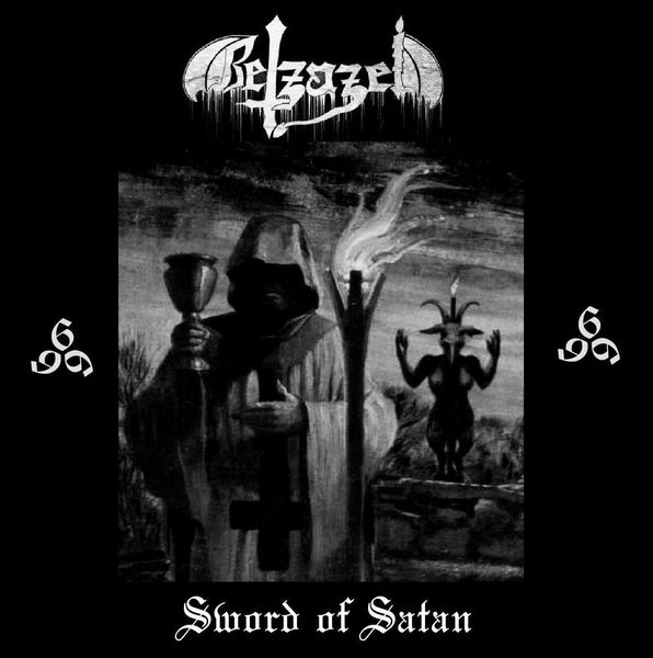 ANP 030 Belzazel - Sword of Satan CD