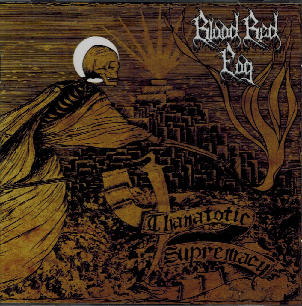Blood Red Fog - Thanatotic Supremacy CD