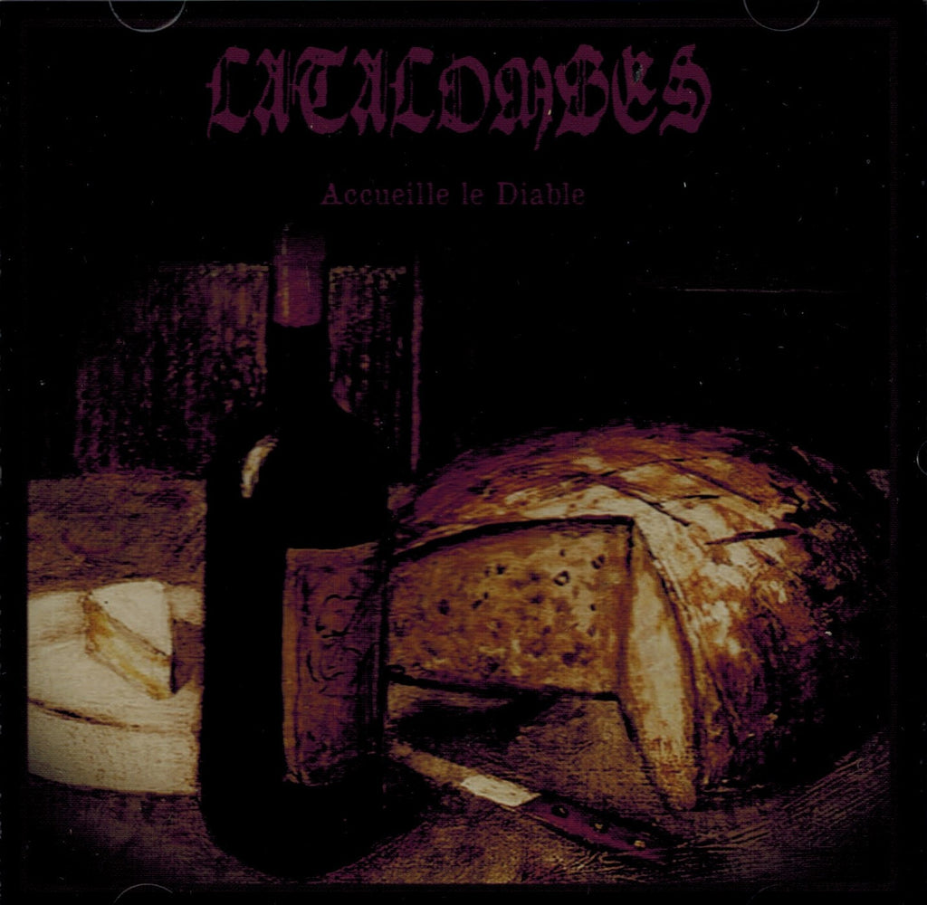 CATACOMBES - Accueille le Diable MCD