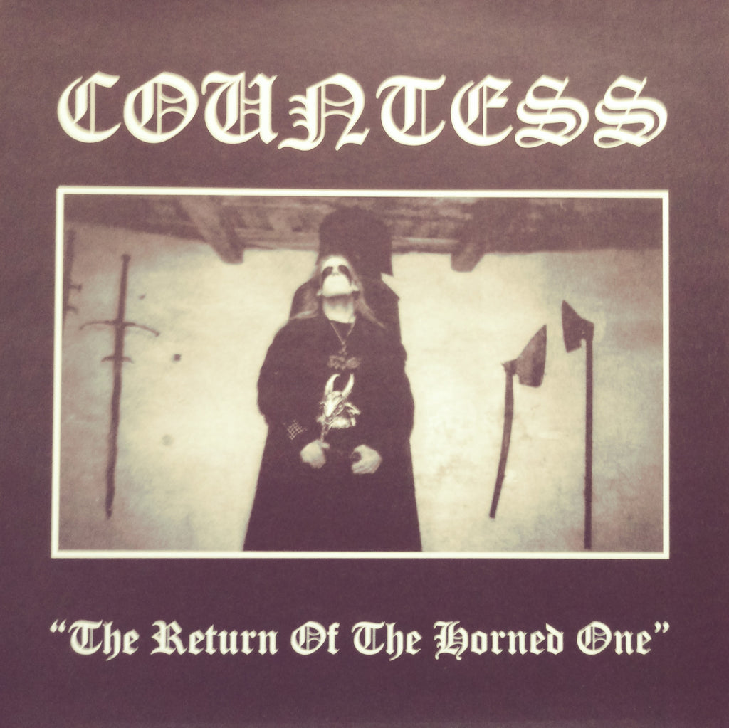 Countess - Returned of the Horned One LP