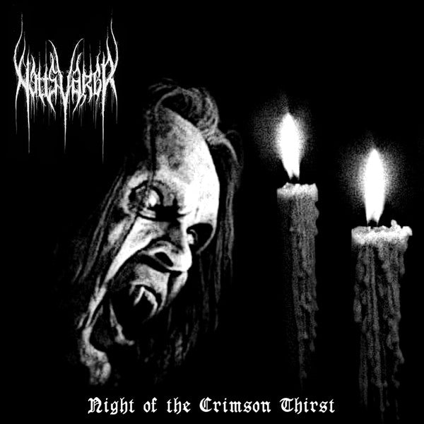 Nattsvargr - Night of the Crimson Thirst CD