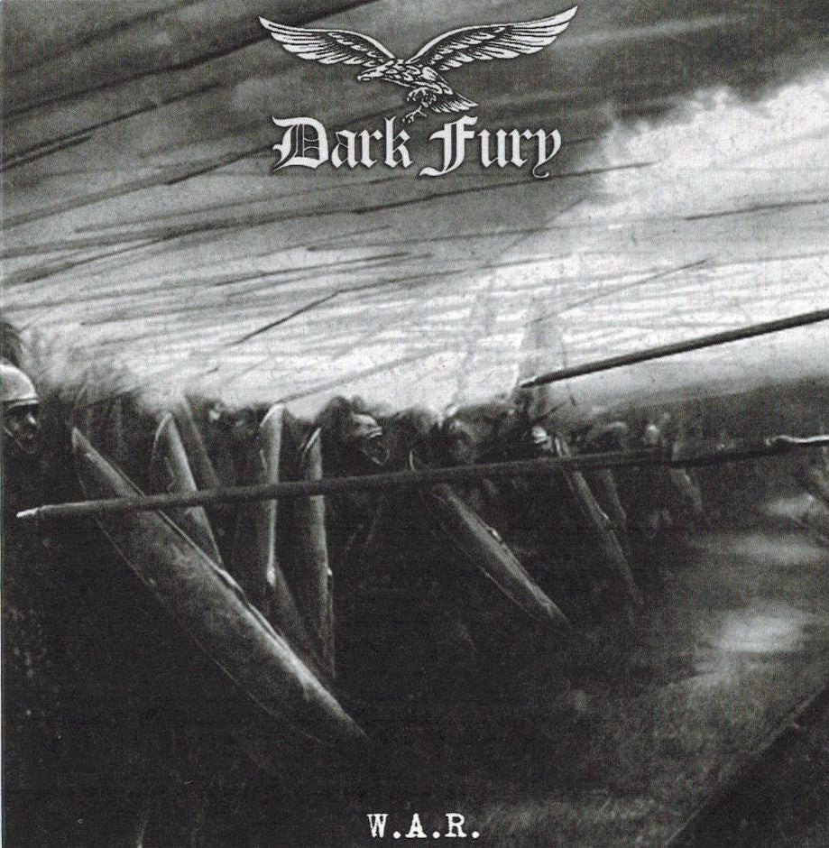 Dark Fury - W.A.R. CD