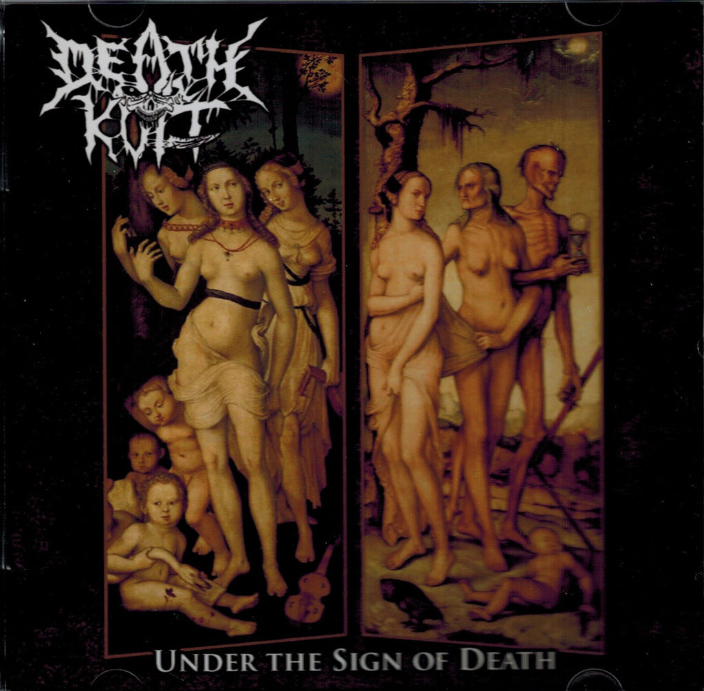 Death Kult - Under The Sign Of Death CD