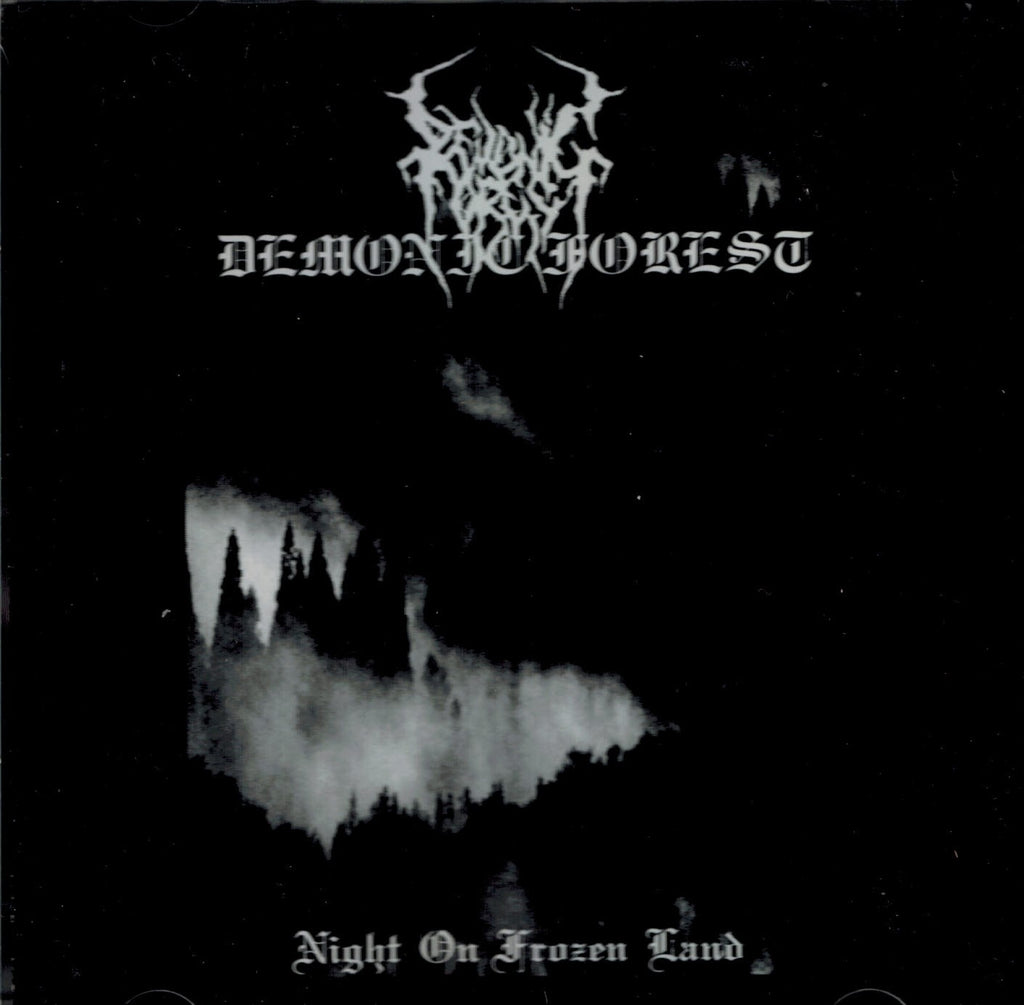 Demonic Forest - Night on Frozen Land CD
