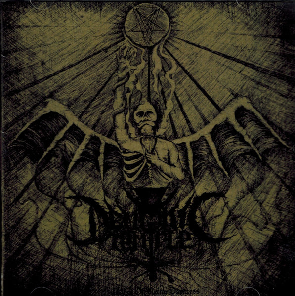 Demonic Temple - Chalice Of Nectar Darkness CD