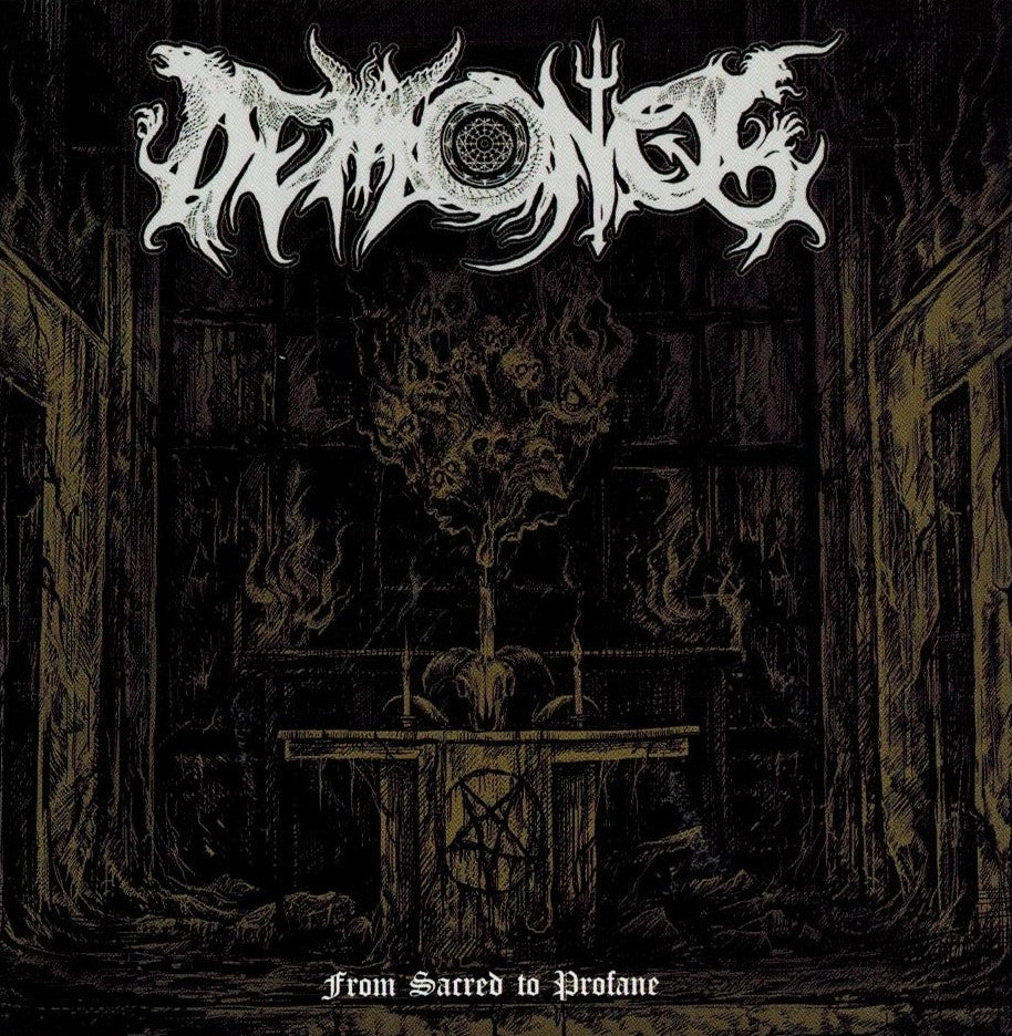 Démonos - From Sacred to Profane