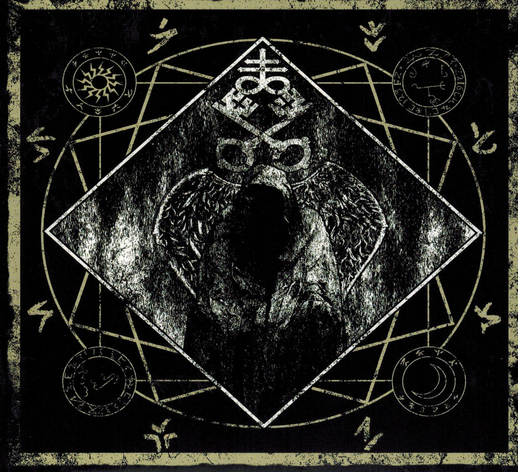 Drudensang/Kalmankantja/Hiisi - Essence of Black Mysticism DIGI CD