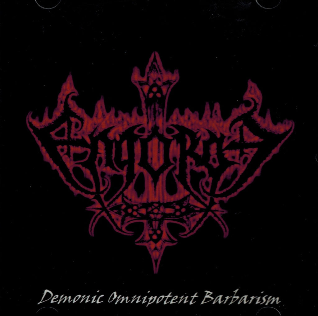 Engorge - Demonic Omnipotent Barbarism CD