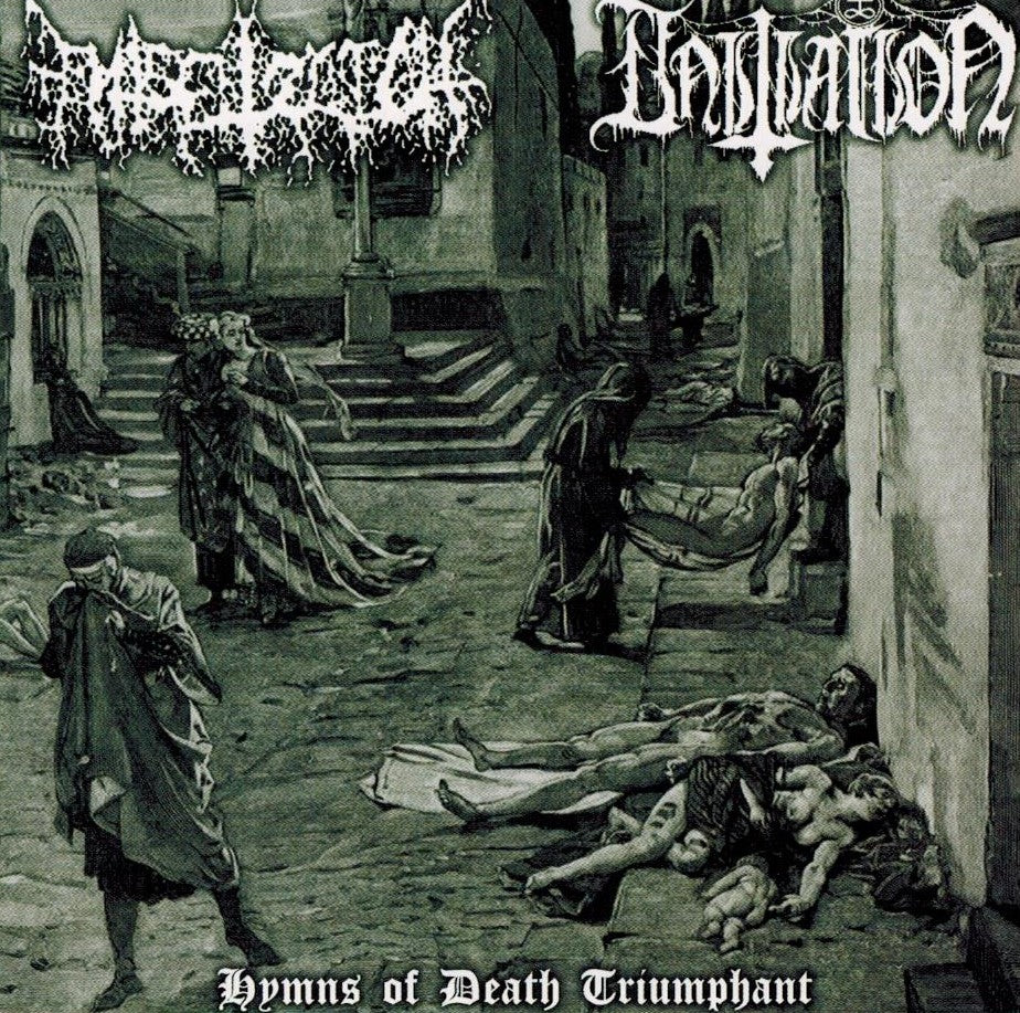 Entsetzlich/Initiation - Hymns of Death Triumphant
