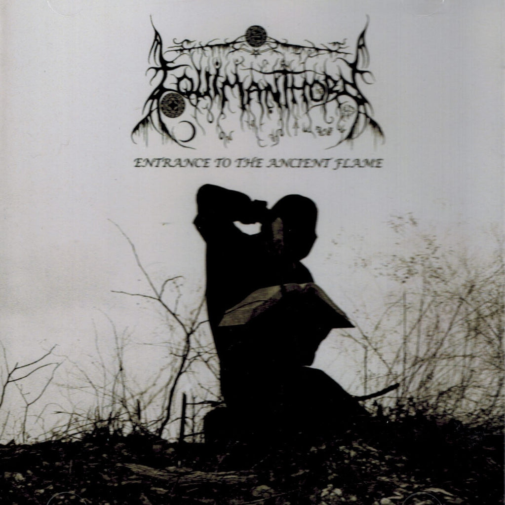 Equimanthorn -  Entrance To The Ancient Flame CD