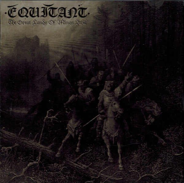 Equitant - The Great Lands of Minas Ithil - Demo II 1994 CD