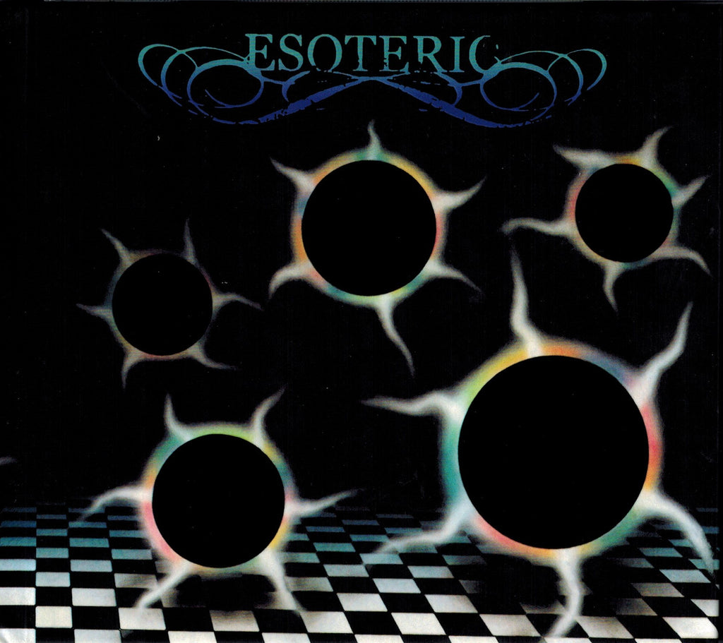 Esoteric-The Pernicious Enigma Digibook 2CD