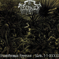 Eternity - Pestiferous Hymns - Rev. I-I-XXXIII – LP
