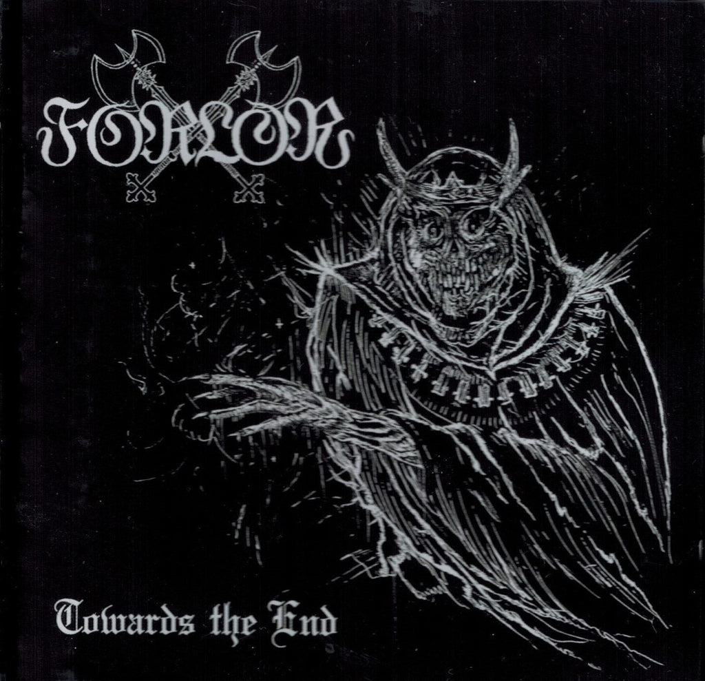 Forlor - Towards The End CD