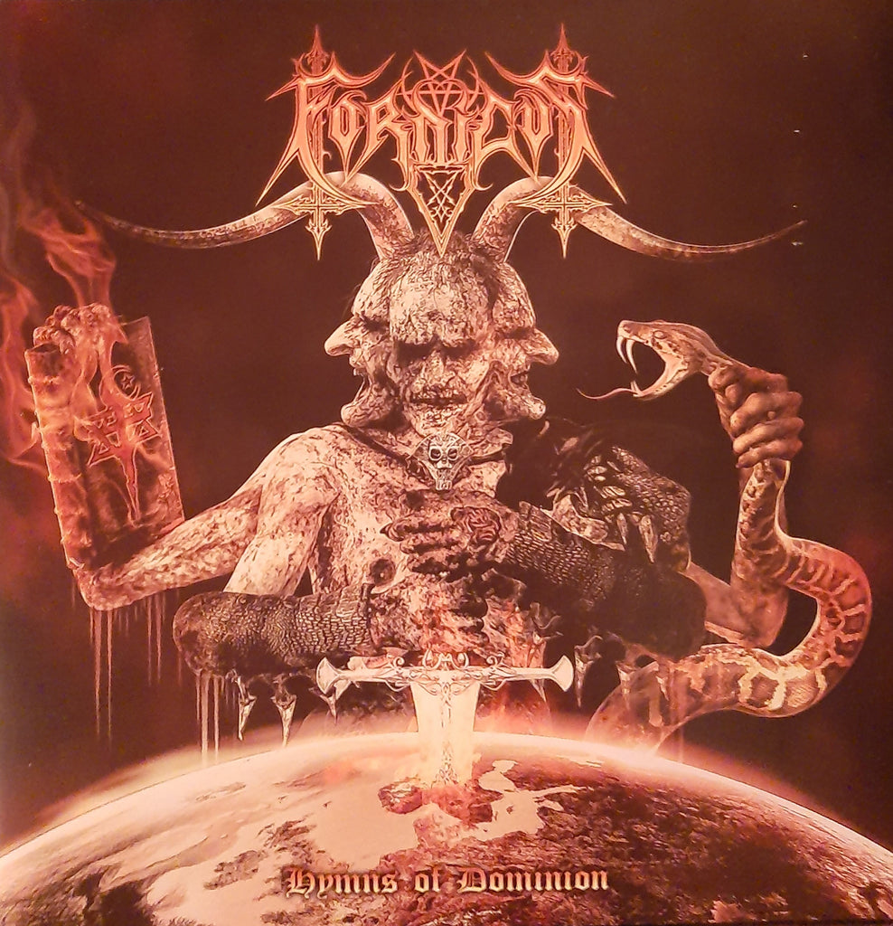 Fornicus - Hymns of Dominion GF LP