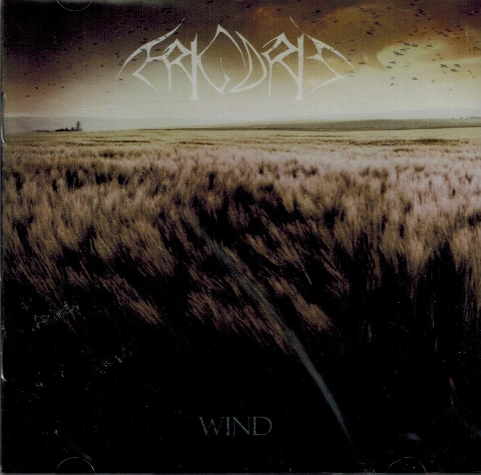 Frigoris - Wind CD