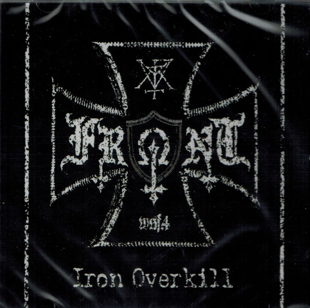 Front - Iron Overkill CD