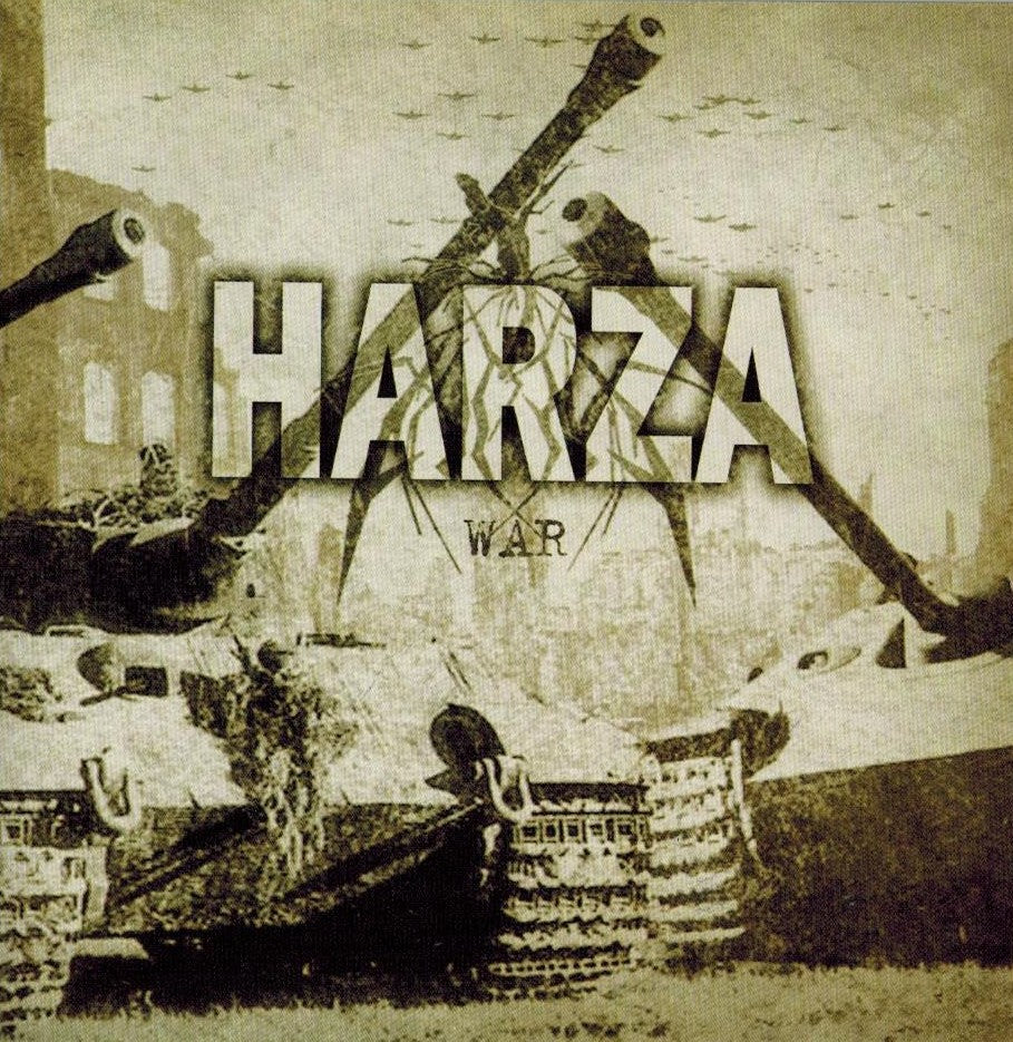Harza - War CD