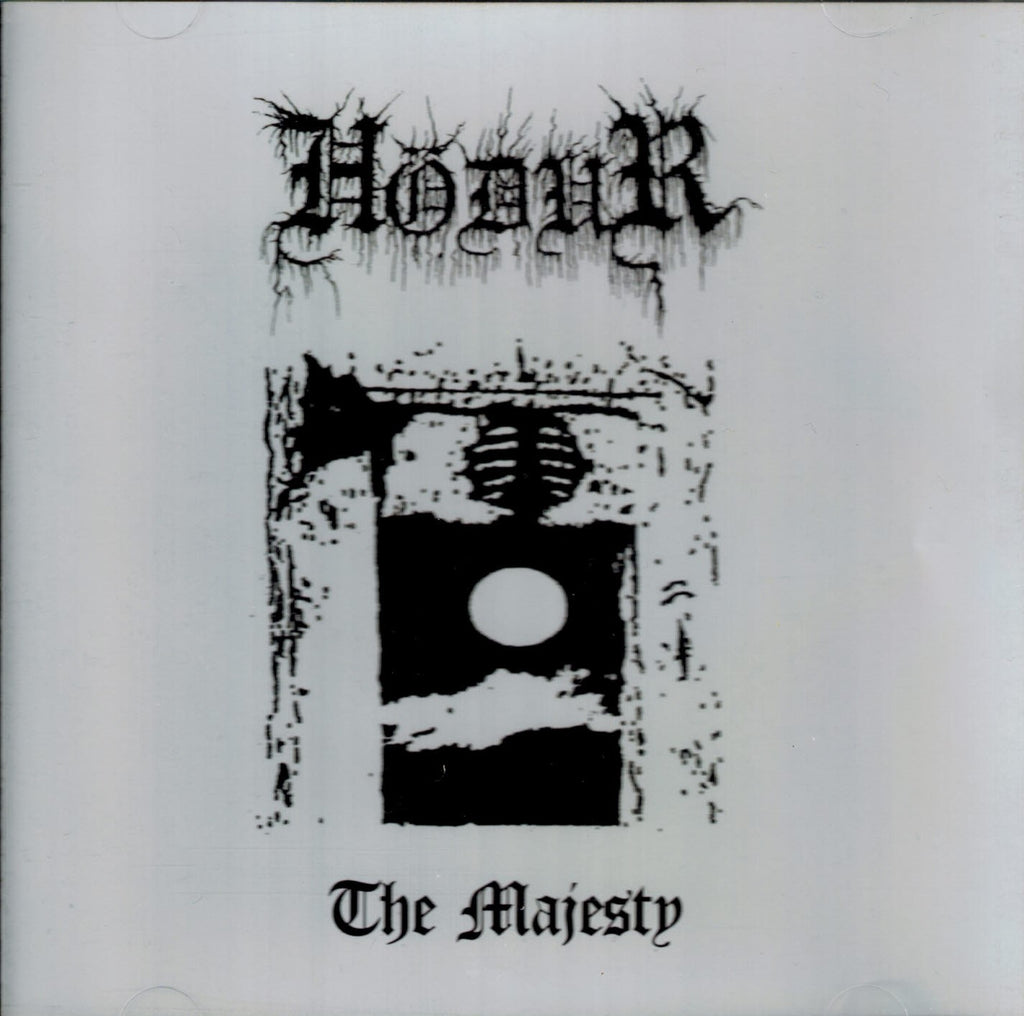 Hödur - The Majesty CD