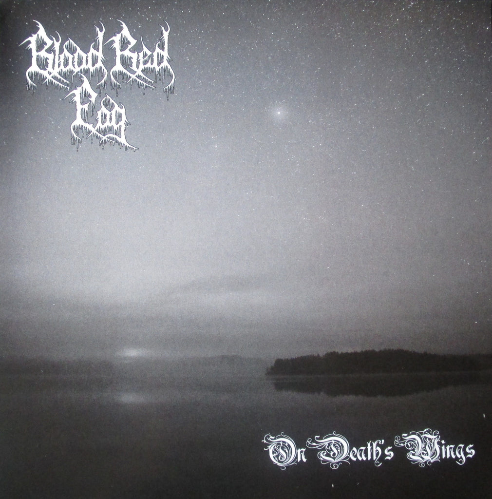 Blood Red Fog - On Death´s Wings LP