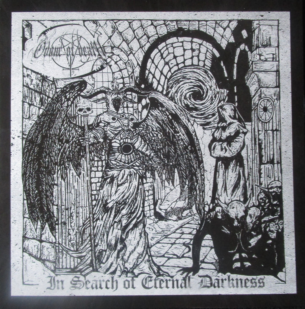 Odour Of Death - In search of Eternal Darkness LP