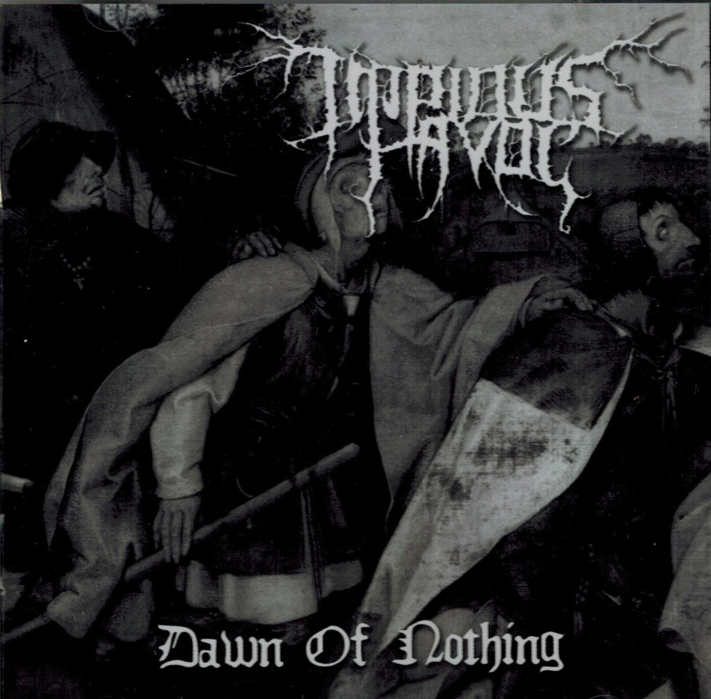 Impius Havoc - Dawn of Nothing CD
