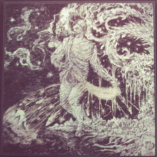 In Twilight's Embrace -The Grim Muse LP