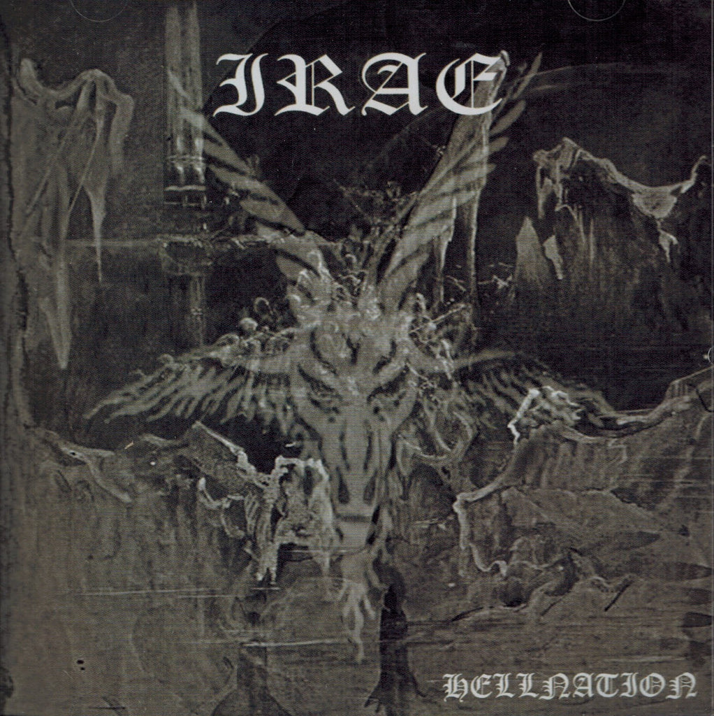 Irae - Hellnation CD