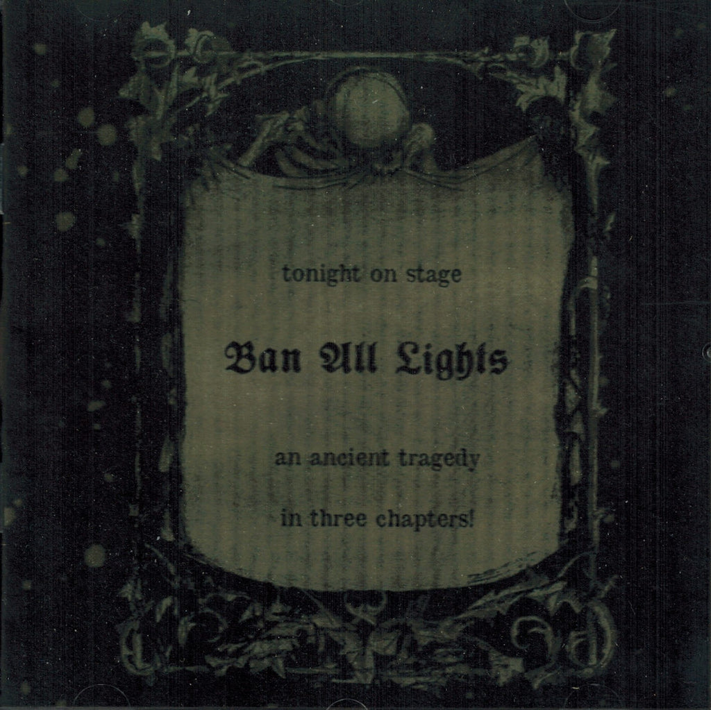 Kerker - Ban All Lights CD