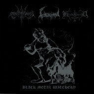Ordo Templi Orenties / Knochenfell / Kirchenbrand – Black Metal Witchery Split CD