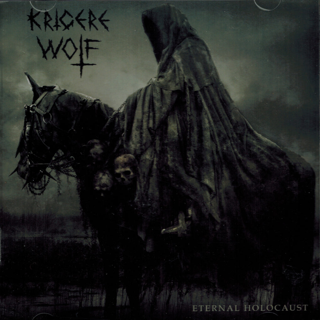 Krigere Wolf - Eternal Holocaust CD