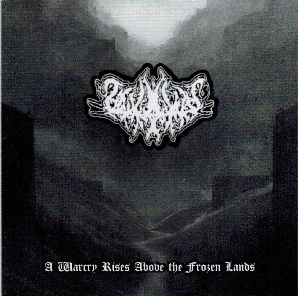 Lascowiec - A Warcry Rises Above the Frozen Lands CD
