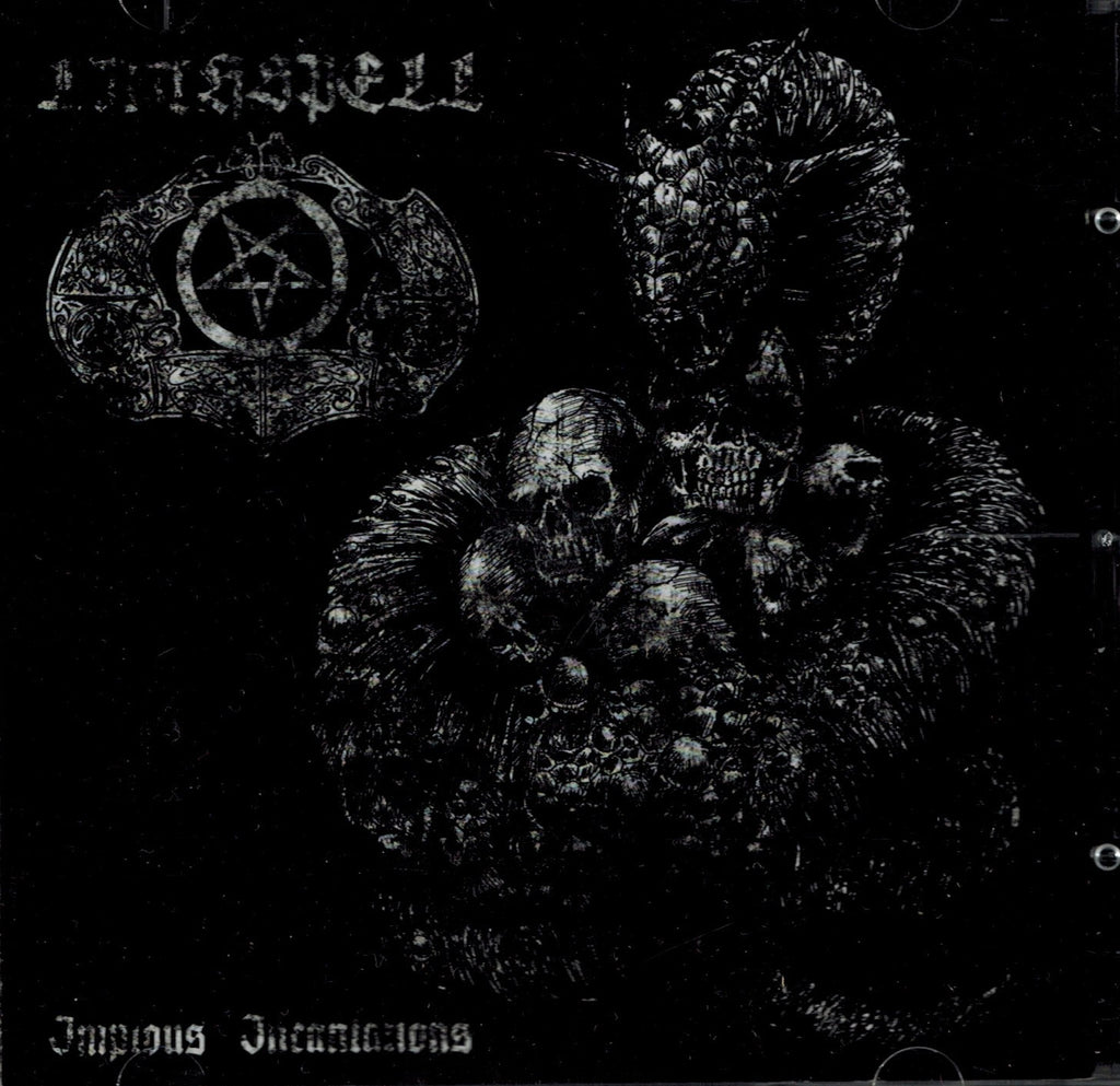 Lathspell - Impious Incantations CD