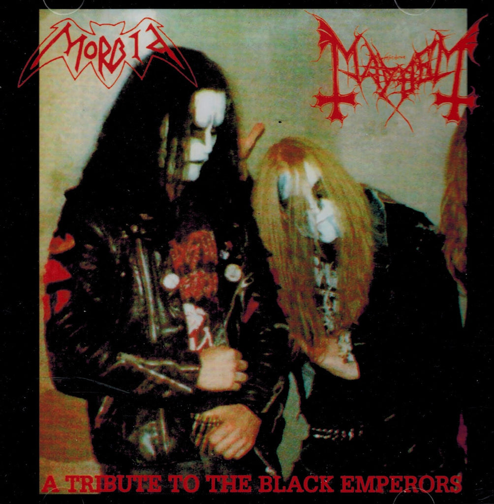 Mayhem/Morbid - A Tribute to the Black Emperors CD