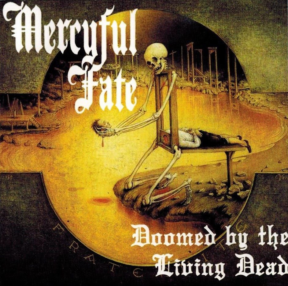 Mercyful Fate - Doomed By The Living Dead CD