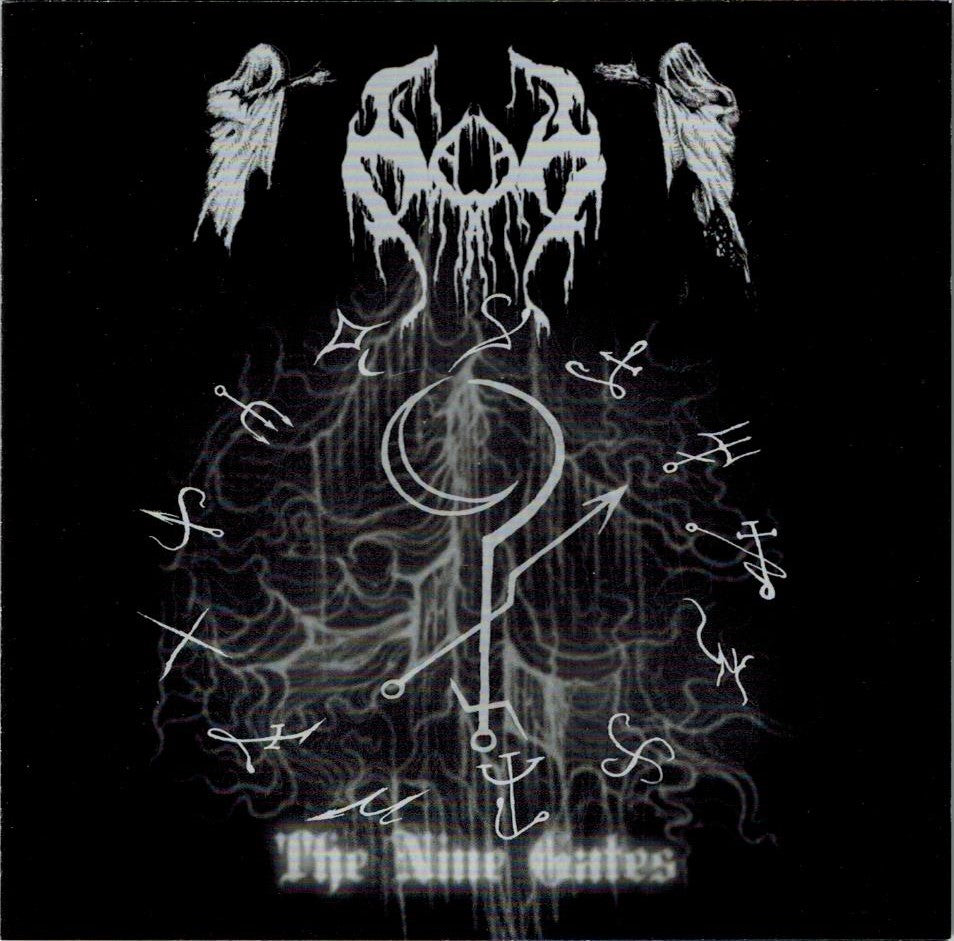 Moon - The Nine Gates CD