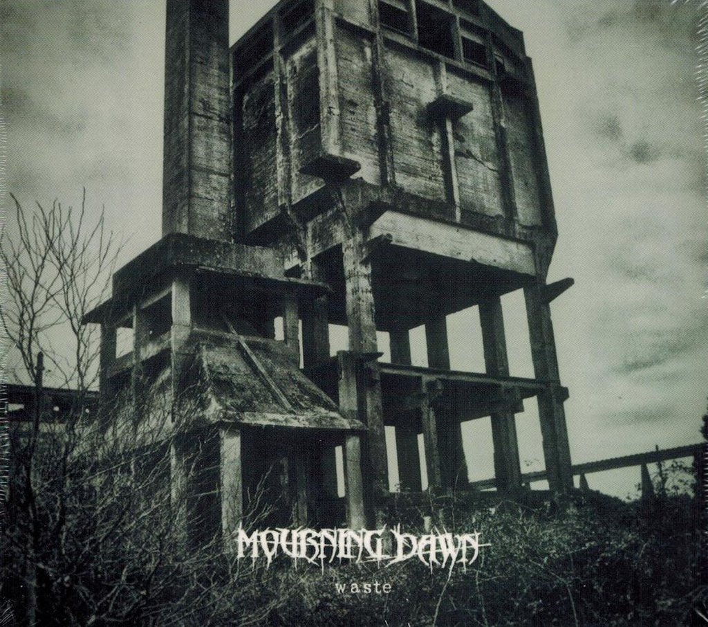 Mourning Dawn - Waste DIGI CD