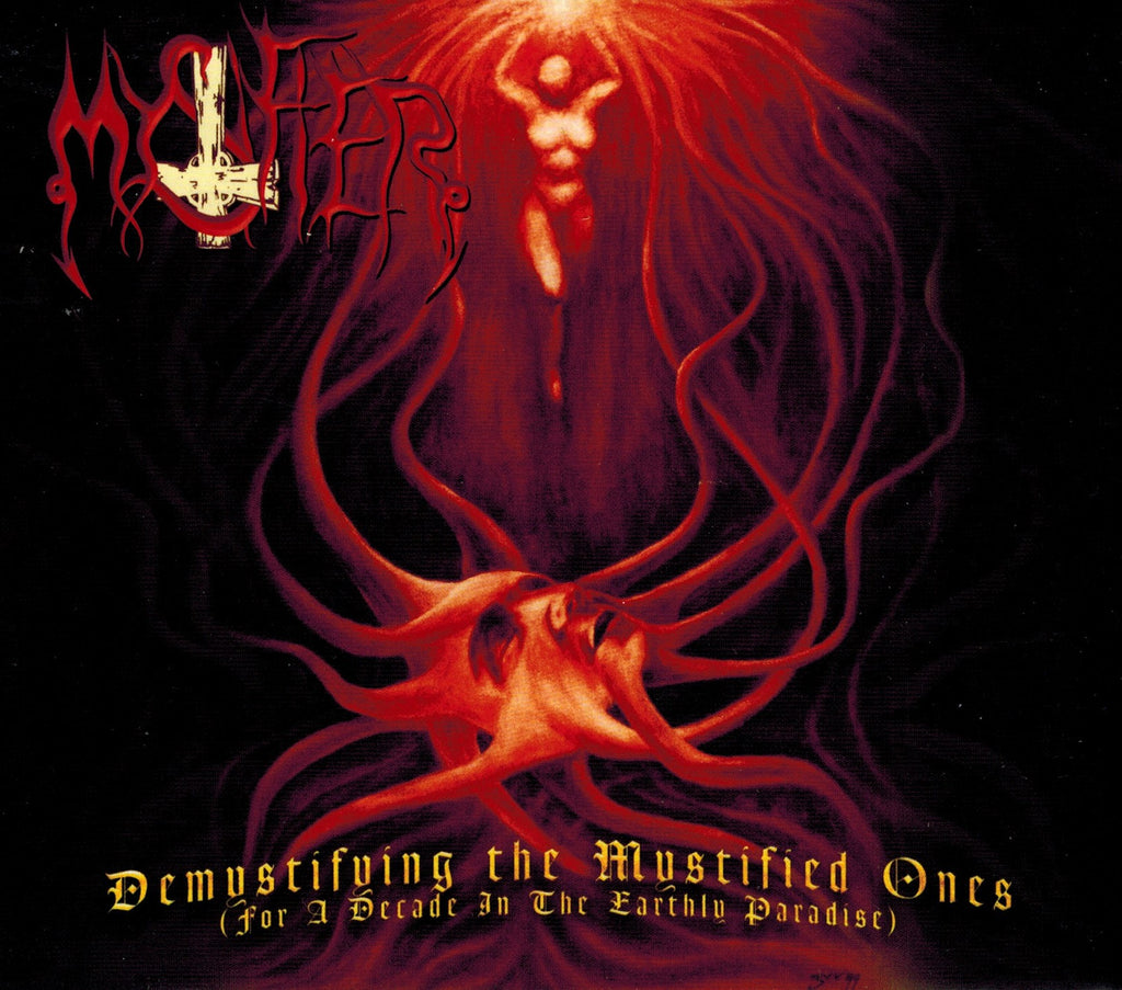 Mystifier - Demystifying the mystified DIGI CD