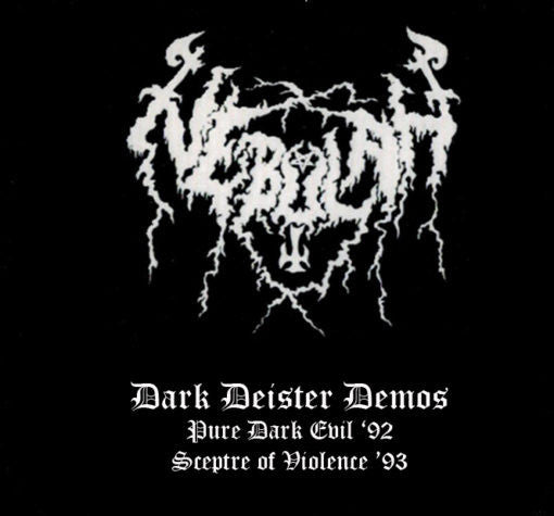 ANP 010 Nebulah – Dark Deister Demos CD