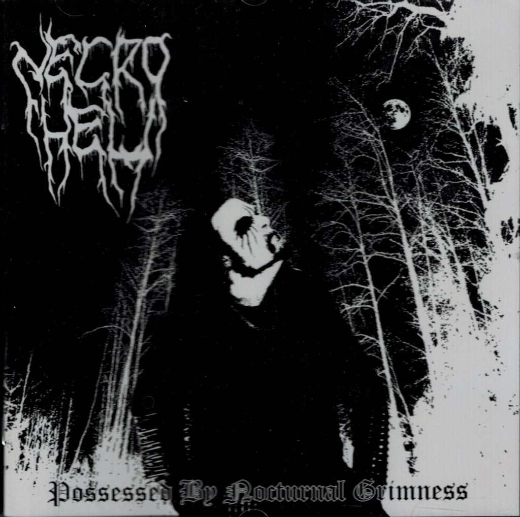 Necrohell - Possessed by Nocturnal Grimness CD