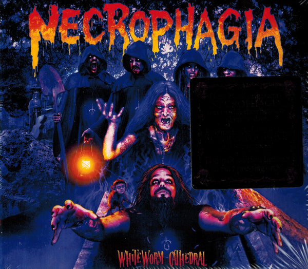 Necrophagia - WhiteWorn Cathedral DIGI CD