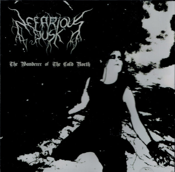 Nefarious Dusk - Wanderer of the cold north CD