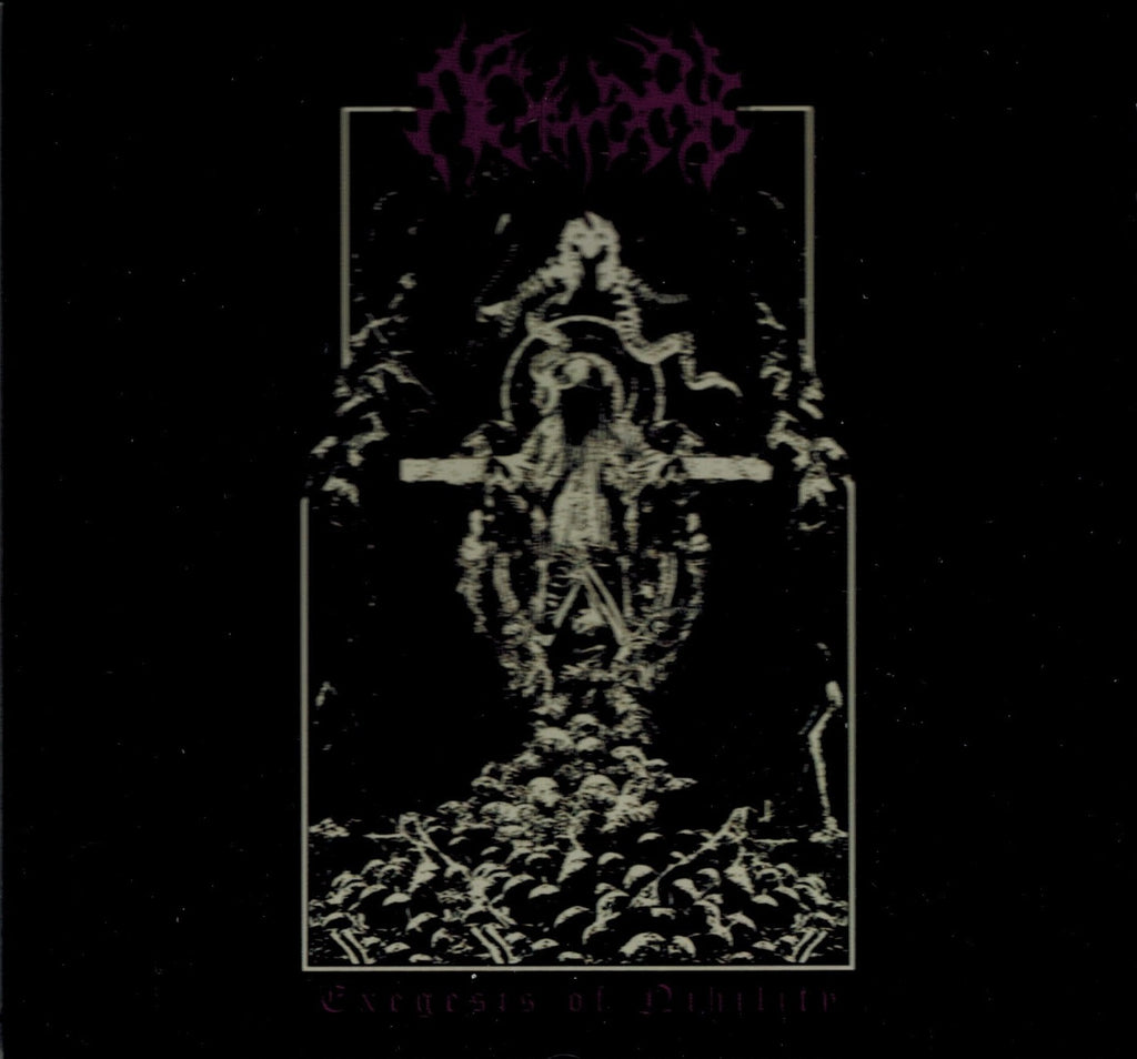 Nexwomb - Exegesis of Nihility CD