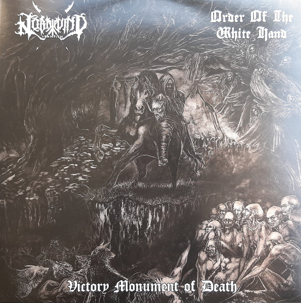 Nordwind / Order of the whote Hands Split LP
