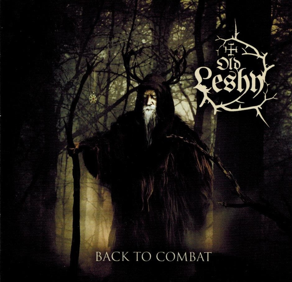 Old Leshy - Back to Combat CD