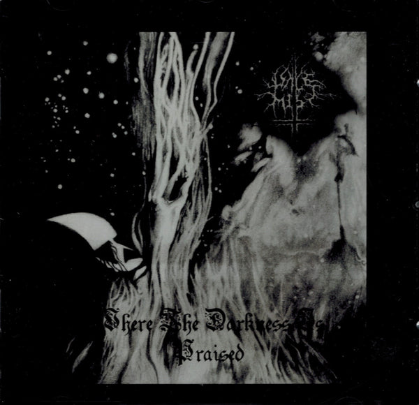 Pale Mist - Where the Darkness is Praised CD