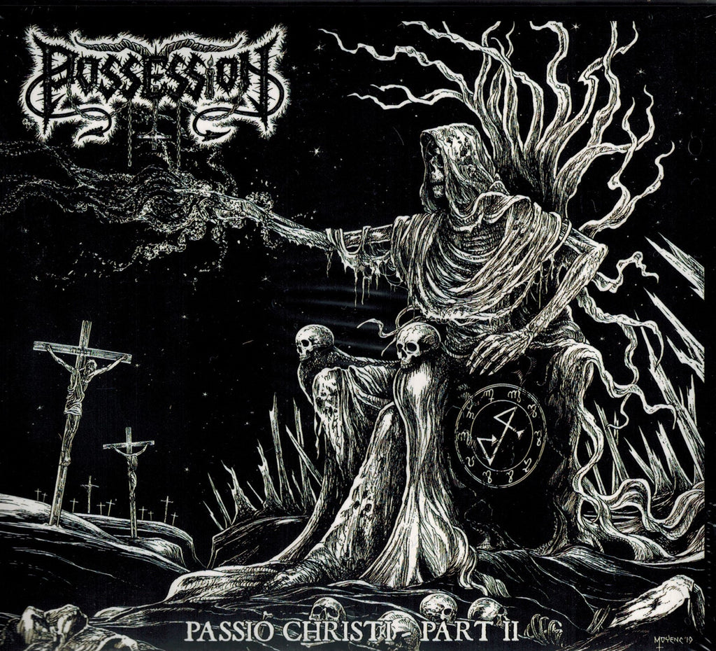 Possession / Venefixion - Passio Christi Pt.II Digipak