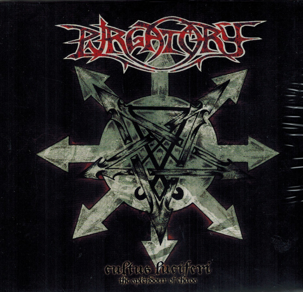 Purgatory - Cultus Luciferi-The Splendour of Chaos DigiCD